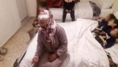 Photo of بالفيديو..زوجة لاعب مغربي تهدي شقة للسيدة المطرودة من منزلها بخريبكة