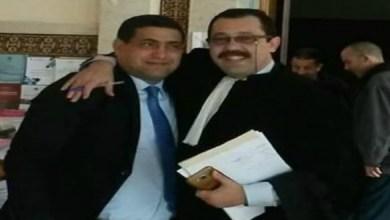Photo of بالصور..المحامي حاجي يغادر المستشفى بعد شفاءه من كورونا