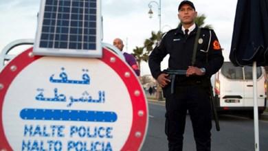 """صورة قبل """"البوناني"""".. سلطات """"كازا"""" تشن حملات موسعة ضد المخالفين لحالة الطوارئ الصحية"""
