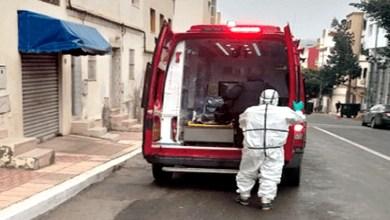 """صورة تفاصيل التوزيع الجغرافي لإصابات """"كورونا"""" الجديدة بالمغرب"""
