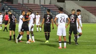 صورة توقيف لاعبين وتغريم أندية من اللجنة المركزية للتأديب