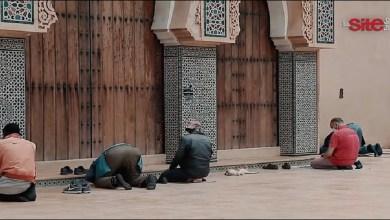 صورة إقامة صلاة الجمعة في المساجد.. مغاربة يتساءلون عن الحالة الوبائية ومسؤول يرد