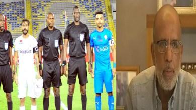 """صورة """"الرجاء سيندد بالتحكيم لدى الكاف.. والفريق سيسافر إلى مصر للعودة بالتأهل إلى النهائي"""""""