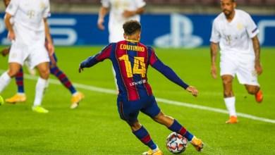 صورة برشلونة يضرب بخماسية في افتتاح دوري الأبطال -فيديو