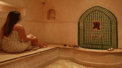 صورة أصحاب ومستخدمو الحمامات ببرشيد يحتجون على استمرار الإغلاق