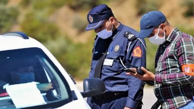 صورة إجراءات صارمة وغرامات مالية في انتظار المخالفين لحظر التجوال الليلي