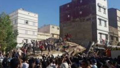 """صورة بعد انهيار مباني كانت آيلة للسقوط.. برلمانيون يستعدون لمراسلة """"جطو"""" من أجل """"الافتحاص"""""""