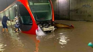 صورة « غرق الدار البيضاء » يصل البرلمان