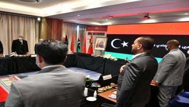 صورة تأكيد ليبي على دور المغرب في حل الأزمة في ليبيا