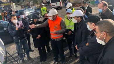 صورة جهة الدار البيضاء- سطات.. زيارة ميدانية للوقوف على حجم الأضرار التي خلفتها التساقطات الأخيرة