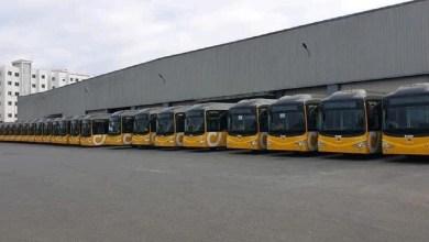 صورة 700 حافلة جديدة ستجوب شوارع البيضاء ابتداء من هذا التاريخ