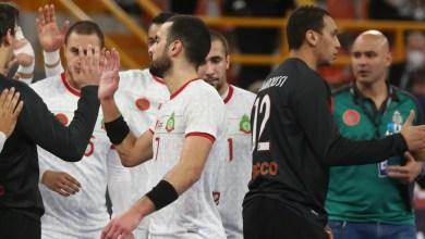 صورة منتخب كرة اليد يحقق أول انتصار في بطولة العالم على حساب كوريا الجنوبية