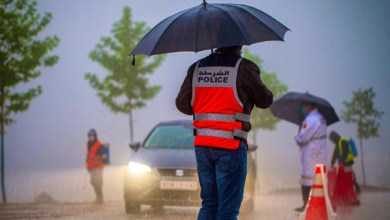 صورة ضمنها البيضاء.. أمطار رعدية قوية بعدد من المدن ابتداء من اليوم الخميس
