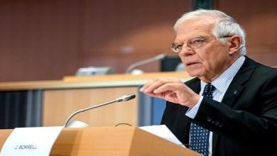 صورة مساءلة جوزيب بوريل من طرف عدد من البرلمانيين الأوروبيين حول القمع في الجزائر