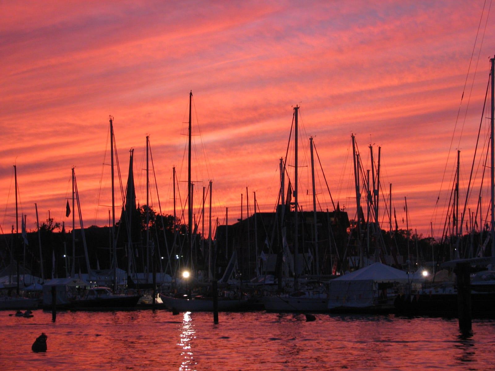 The Annapolis Sailboat Show Horizon Yacht Charters
