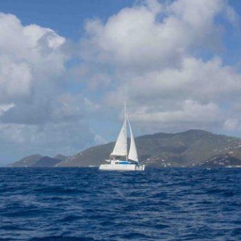 Lagoon 450 Charter Catamaran For Charter With Horizon In