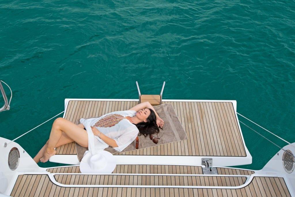 Captain Chef Horizon Yacht Charters