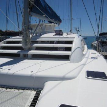 Leopard 46 Marine Venus Horizon Yacht Charters