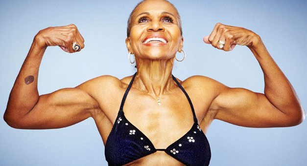Ernestine Shepherd – Oldest Living Body Builder