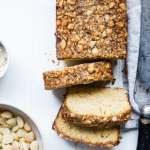 should you be gluten free? Nut loaf with gluten free ingredients