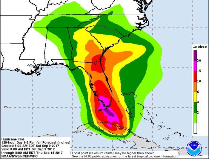 Flood-Florida