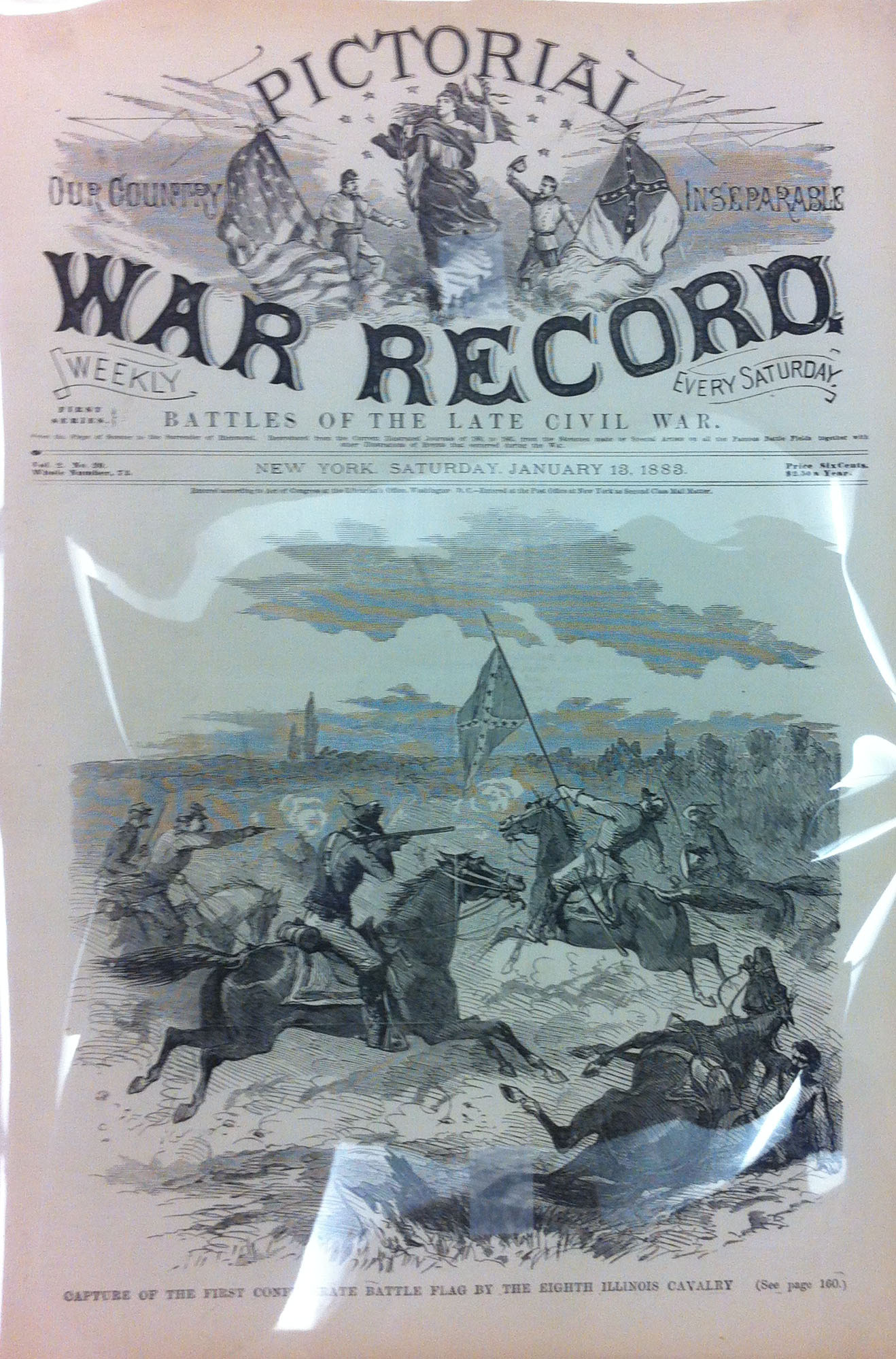 Yzing Primary Sources Civil War Newspapers