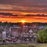 So You Want To Visit A Traditional Market Town.... Hitchin