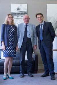 Julia Stahl, Keith Shawcross and Heath Thomas at HCR Ross office (683x1024)