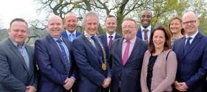The GIMA council Apr 16