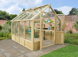 Forest Vale Greenhouse 10x8 RRP £1,999