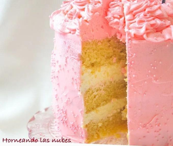 Tarta Pantera Rosa