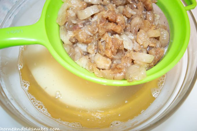 Cómo preparar manteca para repostería
