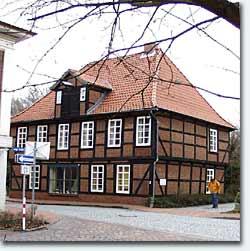 Das alte Zollhaus