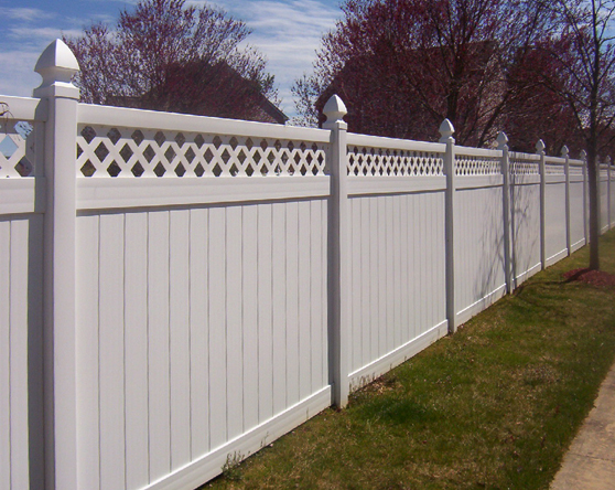Top 5 Fence Types