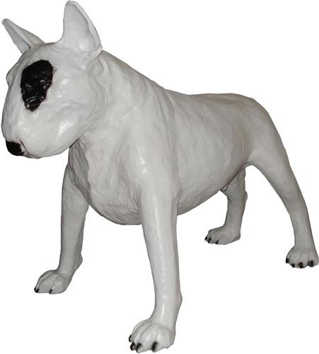 Bull Terrier Dog Model