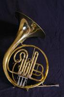 Conn Single B-flat horn