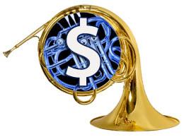 dollar-horn