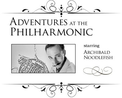 Archibald Noodlefish Horn Matters
