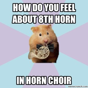8th-horn