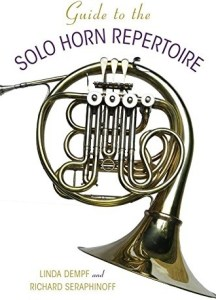 Solo-horn-repertoire-cover