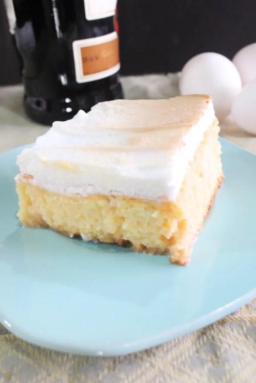 Receta de pastel de tres leches