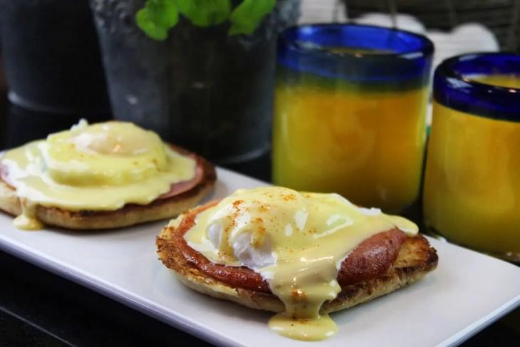 La mejor receta de huevos benedictinos