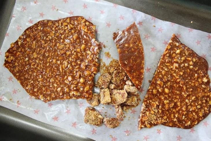 Almond praline recipe