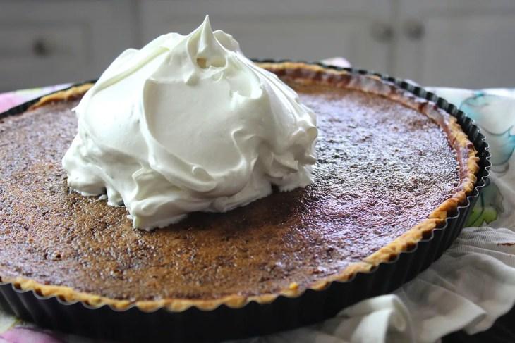 How to make chcoolate pie