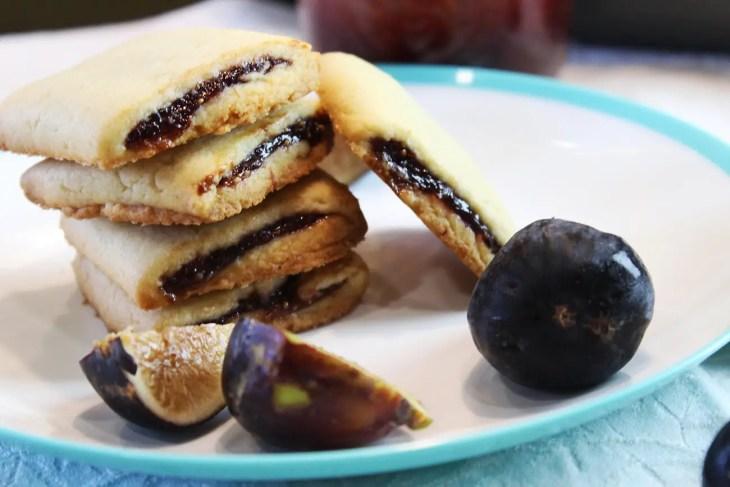 Fig newton bars recipe