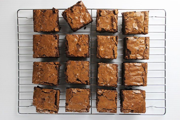 Classic brownies recipe