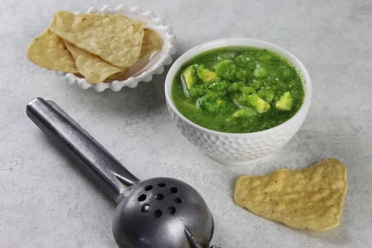 Mexican green sauce recipe