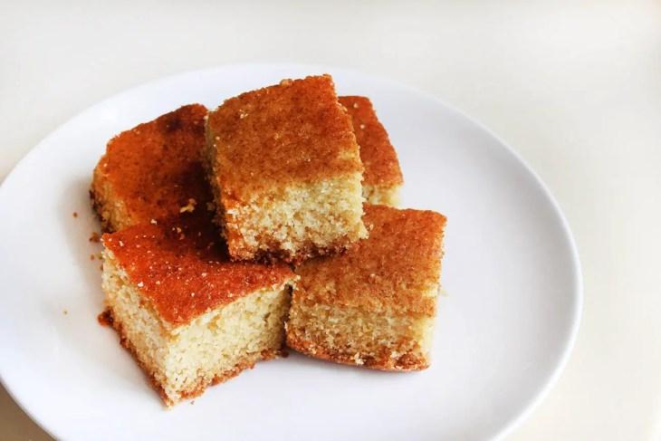 Pan de maíz cornbread receta