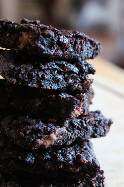 Brownies veganos y saludables