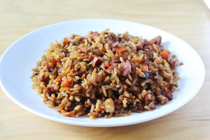 How to make chinese style fried rice